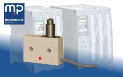 Positionsschalter mit LED Zustandsanzeige