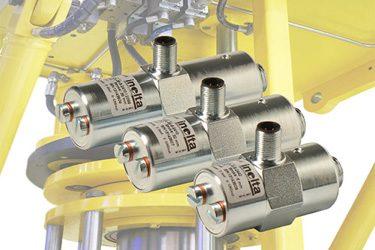 Sensoren und Druckschalter für Hydraulik Anwendungen